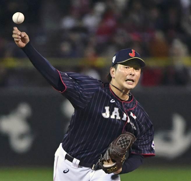 大瀨良大地連續3年獲選為廣島隊開幕戰先發投手。(美聯社資料照)