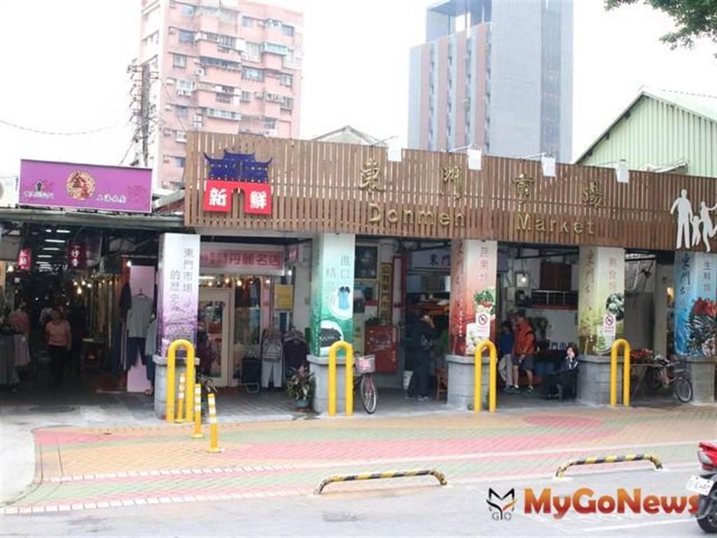 台北市東門市場改建,特二是關鍵
