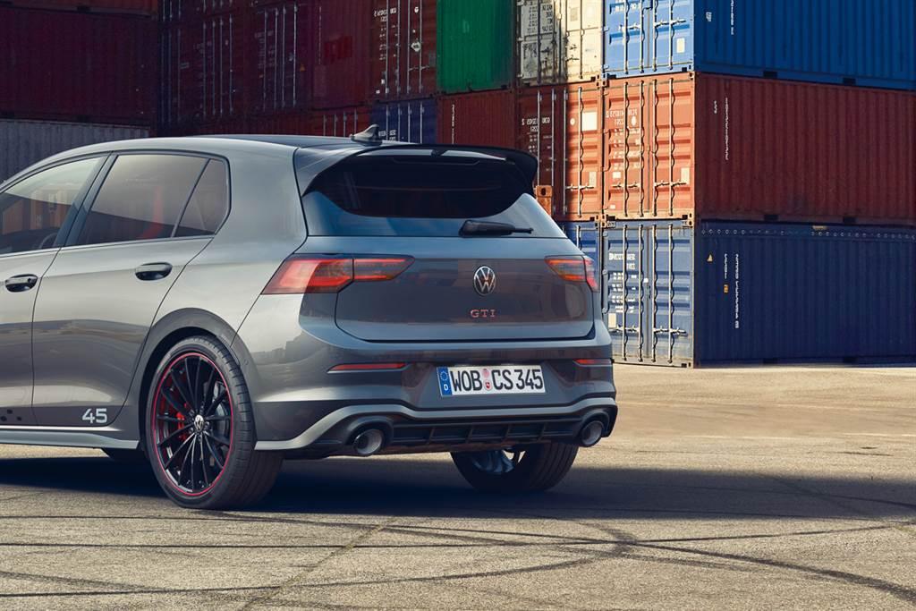 迎來45年璀璨鋼砲歷史!Volkswagen強推Golf GTI Clubsport 45
