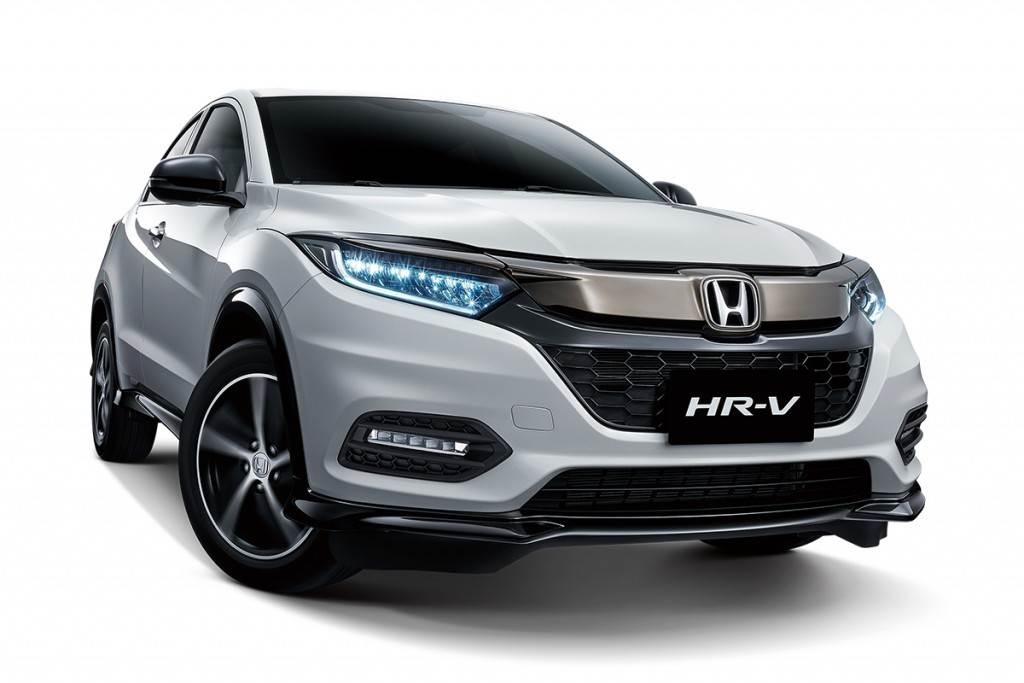 Honda HR-V CARBON特仕車限量登場 再享5年不限里程延長保固
