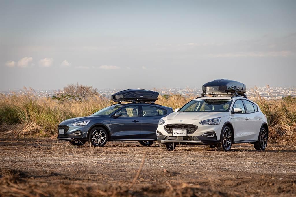 Ford Focus Active為中型跨界休旅亮眼新星,上市至今接單超過2500張。