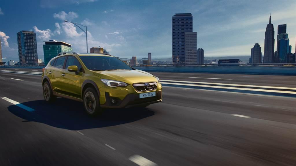 第二季末將導入XV GT Edition車型,本月入主2021年式XV將可享有5年或12萬公里原廠保固,並同步擁有「SUBARU入主好禮二選一」優惠方案。