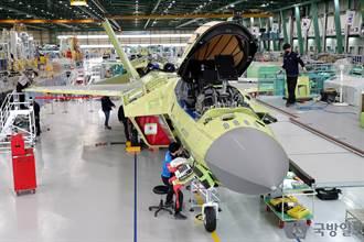 韓國KF-X原型機組裝進度破9成 將於4月公開展示
