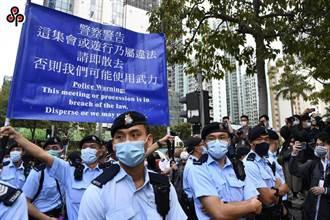 陸駐英使館駁英稱香港國安法被用以壓制政治異見
