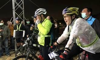 黃珊珊》特別的228 與市長一起騎自行車