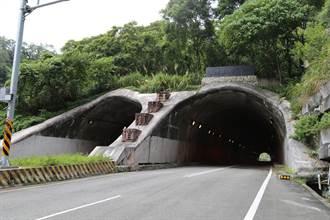台3线狮潭百寿隧道路段 周五交通管制