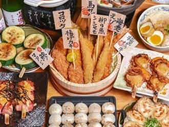 台中美食 人氣串燒店TOP 6 今晚不逛夜市 來點不一樣的