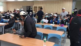 虎尾農會決議總幹事屆滿離職 17名會員代表離席抗議