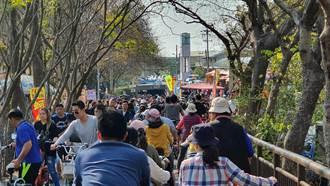 228連假台中人氣旺 國旅3天狂吸87萬人次
