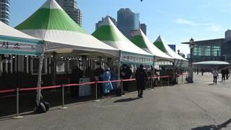 韓國首都圈大規模外籍人士確診 展開全面採檢