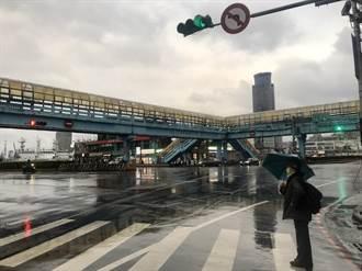基一信陸橋走入歷史 20日開拆48小時完工