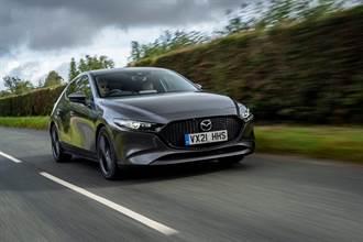 2021年3月起,新版e-Skyactiv X動力的Mazda3與CX-30陸續在歐洲上市