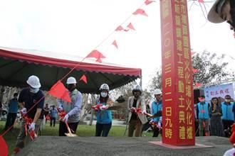 台東市殯葬園區火化爐擴建 預計明年完工
