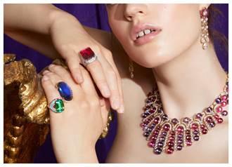 寶格麗BAROCKO珠寶11日登台 傳遞樂觀與希望的正能量