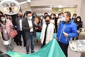 3000萬重金打造  台灣首座醫院實景棚啟用