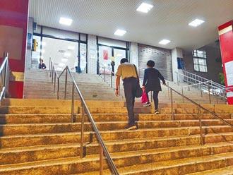 新北活動中心近5成 缺乏無障礙設施