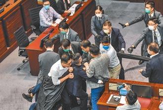 港選制改革 大陸擬兩階段立法