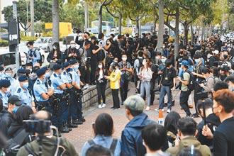 港47泛民派出庭 美籲立即釋放