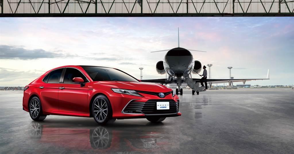 Toyota Camry小改款導入2.0L全新動力,92.9萬元起上市