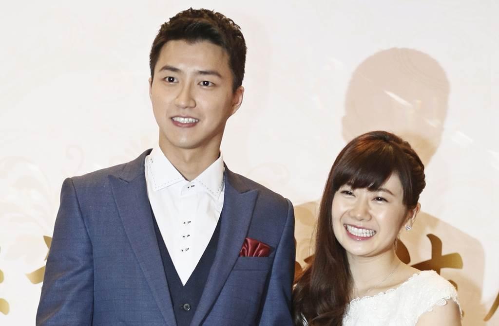 江宏傑、福原愛今傳已在1月提出離婚。(圖/中時資料照片)