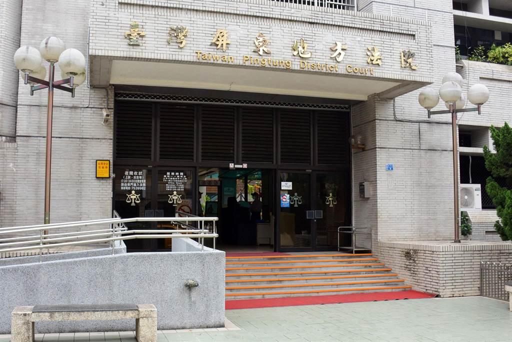 刘姓军人酒后爬上邻居大嫂房间,一审遭判刑4年、可上诉。(林和生摄)
