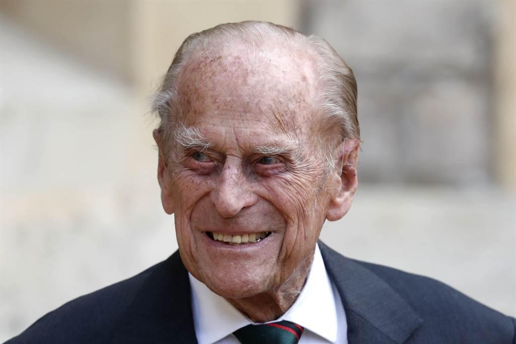 菲利普親王今年99歲,住院逾2星期並轉院,引發各種猜測。(圖/美聯社)