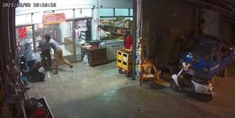 買20元鞭炮嫌貴 卑南6旬雜貨店老闆被毆 網:拳頭硬了