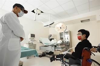 3,000萬打造 首座醫療實景棚啟動