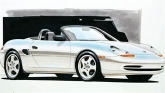 Porsche Boxster 25周年特輯  Boxster的起源