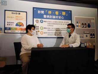 台灣每5人就有1人超重 醫:肥胖不是懶而是疾病 別一個人孤單「難瘦」
