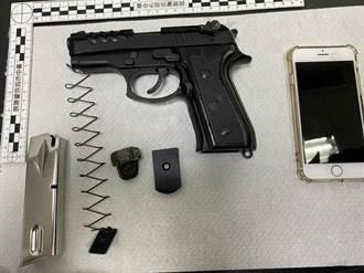 台中「安城專案」 查制式手槍大量毒品