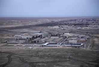 10枚火箭彈強襲美駐伊拉克空軍基地 藏鏡人疑為伊朗