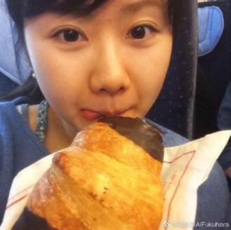 福原愛大陸微博停留在2月 自嘆變老了嗎
