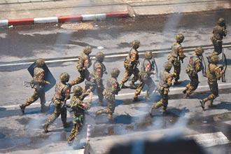 緬軍仍對示威者發射實彈 3人命危