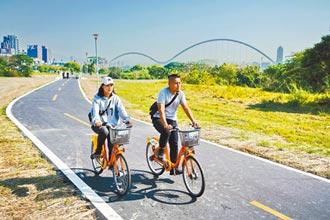 新莊新海-新月單車道 拓寬加強照明
