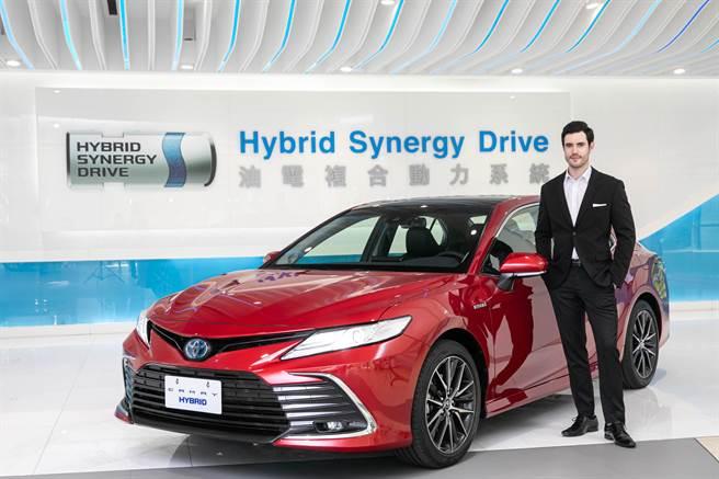 新增2.0L動力 Toyota Camry 92.9萬元起