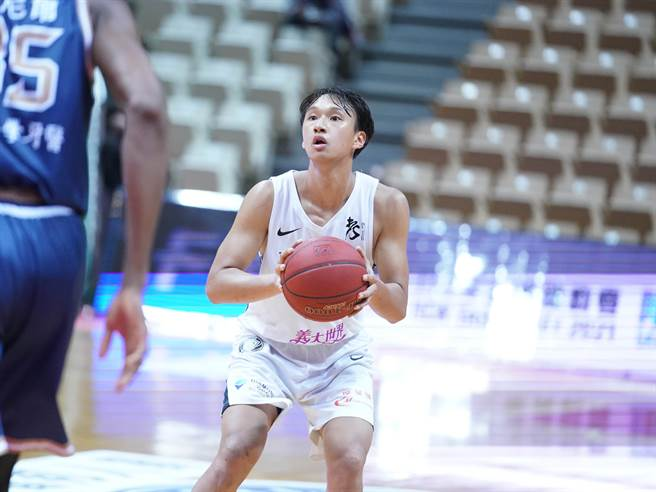 義守蘇文儒拿下UBA生涯新高26分。(大專體總提供)