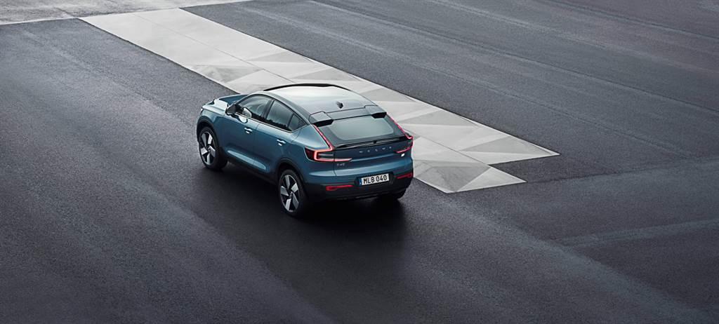 持續往純電化策略邁進 Volvo發表品牌第二款電動作品C40 Recharge
