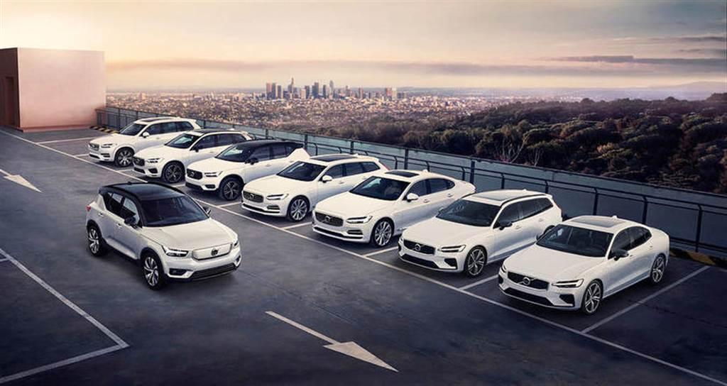 Volvo 鎖定休旅車為發展重心:拉高 SUV 銷售比例,精簡房車與旅行車產品線