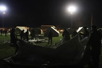 希腊中部6.3强震百栋建物受损 民眾仓皇逃到户外