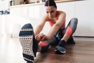 在家运动要穿运动鞋吗? 必知2大关键 穿错很伤关节