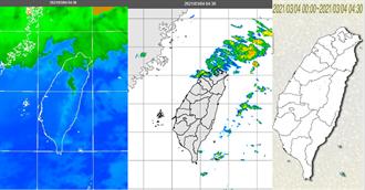 今回暖2時段雨勢大 專家:周六起2波鋒面報到