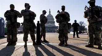 傳陰謀攻擊 美國會山莊加強安全 眾院議程取消