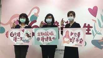 从未做子宫颈抹片检查 罹子宫颈癌风险是定期筛检者的3.7倍