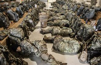 研究警告美軍睡眠剝奪率為民間2倍 最血汗軍種與單位出爐