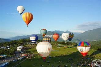 2021臺灣國際熱氣球嘉年華 暑假第一天7/3登場
