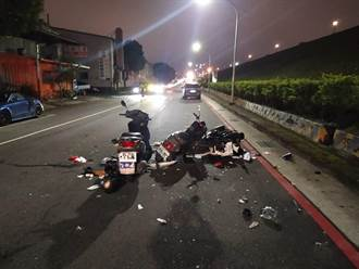 五股女騎士逆撞2車顱內出血 親友求行車紀錄器還原真相