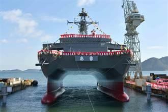日本加強反潛能力抗陸 海自音響測定艦「安藝號」開始服役