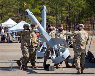 美陸軍無人機汰換計畫 4候選者同台競技