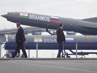 菲律賓向印度簽署購買布拉莫斯超音速反艦飛彈